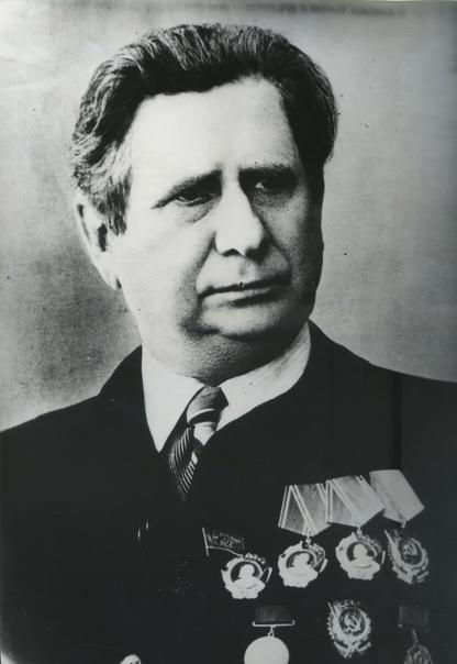 Иосиф Степанович Горшков