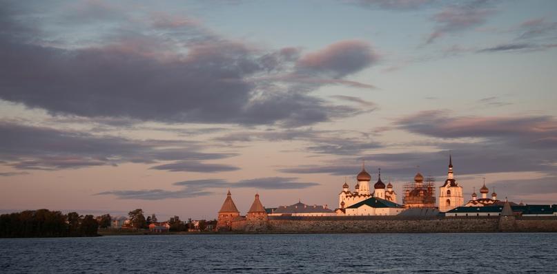 Православные добровольцы совместно с волонтерами кинокомпании «Союз Маринс Групп» совершили паломнический тур на Соловки, изображение №5