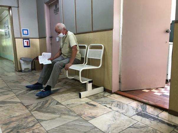 В Ярославле взрослую поликлинику Центральной больн...