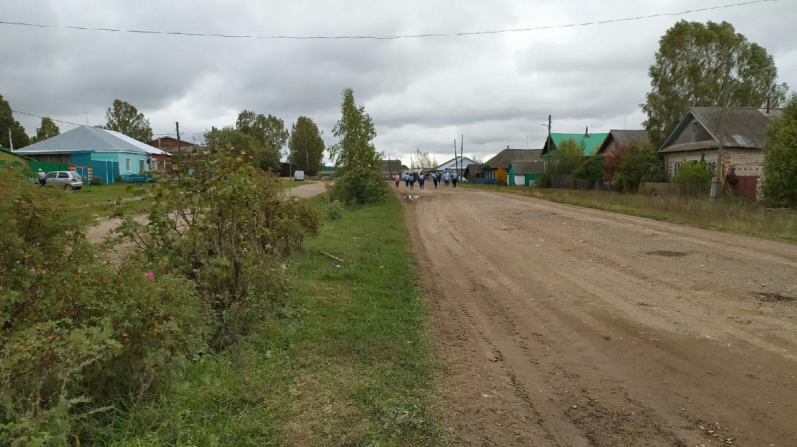 Всероссийский день бега -Кросс нации прошел в