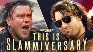 Kenny Omega vs Sami Callihan: Exclusive All Access SLAMMIVERSARY Preview! | This Is Slammiversary
