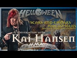 A conversation with Kai Hansen (Helloween/ Gamma Ray)