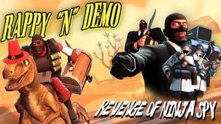 "Rappy ""n"" Demo: Revenge of Ninja Spy"