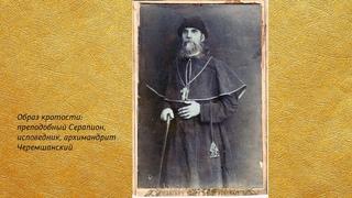 Беседа 46. Преподобный Серапион, исповедник, архимандрит Черемшанский