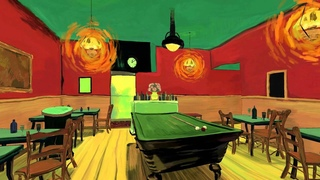 The Night Cafe - An Immersive VR Tribute to Vincent van Gogh