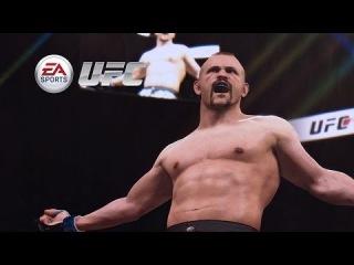 Cоздание бойцов нового поколения в UFC для PlayStation 4 и Xbox One