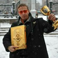 Фотография страницы Ивана Охлобыстина ВКонтакте