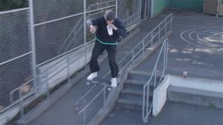 WINKOWSKI, ZION, ASTA, KNIBBS, & BRAUN in SF: Screaming Vlog 44 | Santa Cruz Skateboards