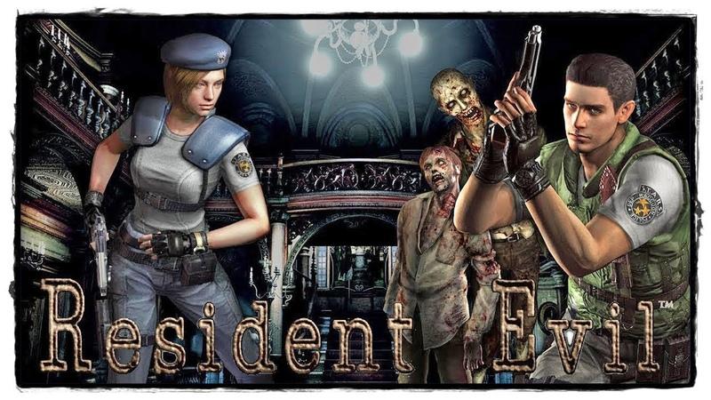 Resident Evil Remastered 11 ДВОЙНОЙ АГЕНТ КТО ОН