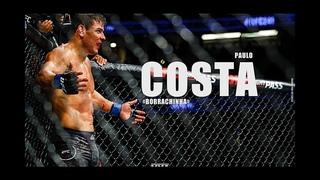 "Paulo ""Borrachinha"" Costa - All UFC Highlights/Knockouts/Trainingᴴᴰ"