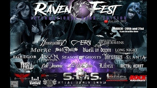 RAVEN FEST I - International Dark Edition