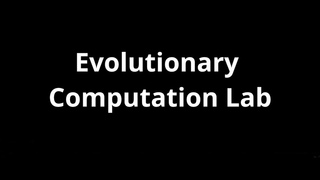 Представление лабораторий МНЦ КТ: Evolutionary Computation Lab, ИТМО ФИТИП, осень 2020.