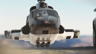 Kitt and Airwolf updated for Episode 04