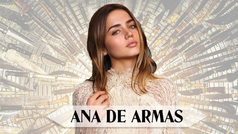 МОЕ ПИСЬМО В СТОРИС У АНА ДЕ АРМАС ANA DE ARMAS